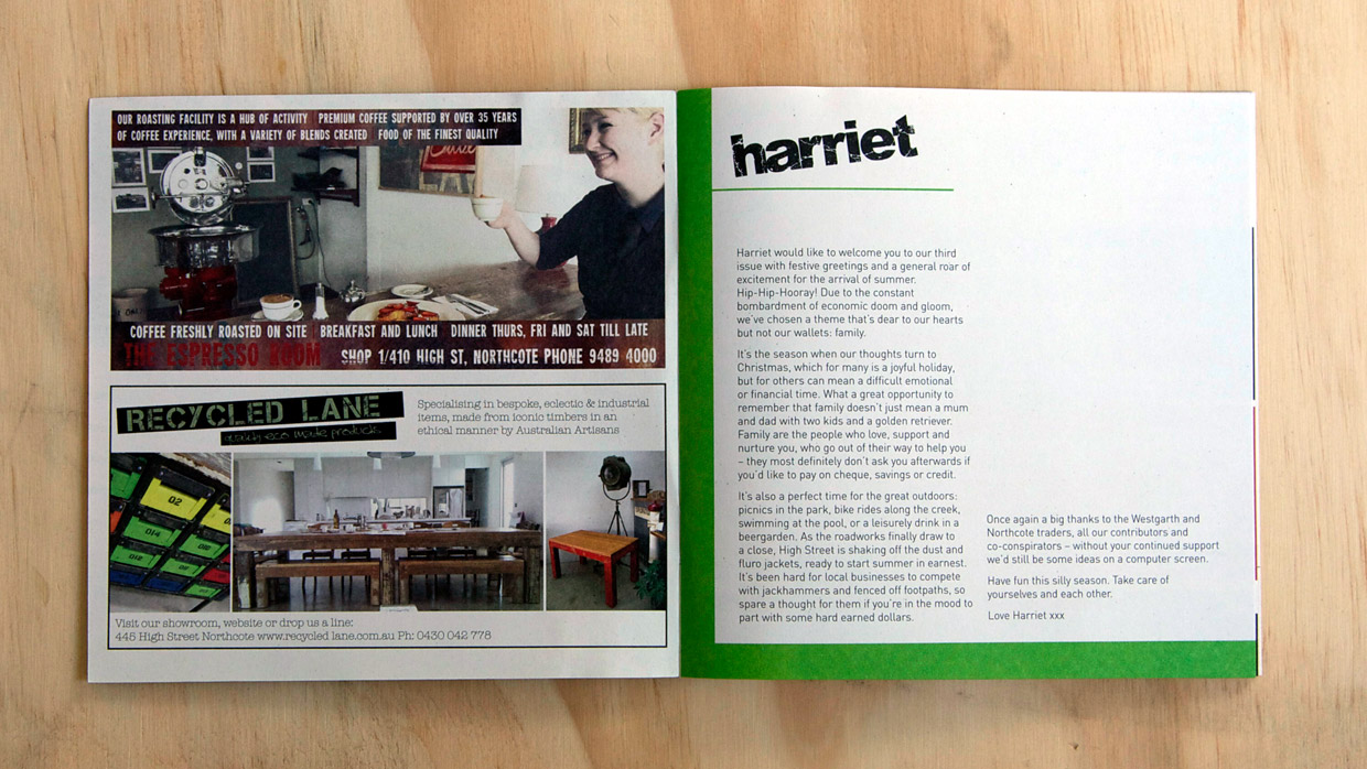 Harriet Magazine